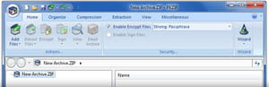 Download the latest version of PKZIP free in English on CCM