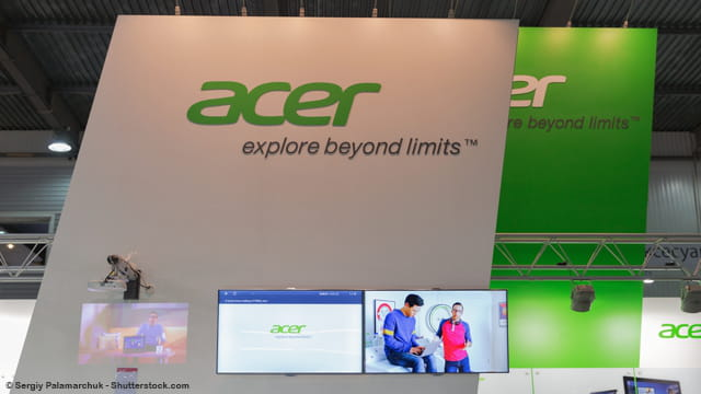 Acer Recovery Management Tools