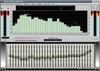 Download the latest version of Graphic Equalizer Studio 64 bits free