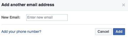 How To Add, Remove, or Change Primary Email Address on Facebook