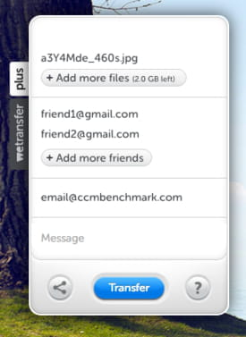 How To Use WeTransfer
