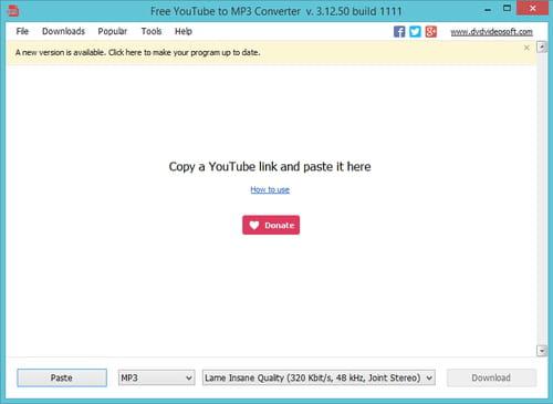 download de música do youtube