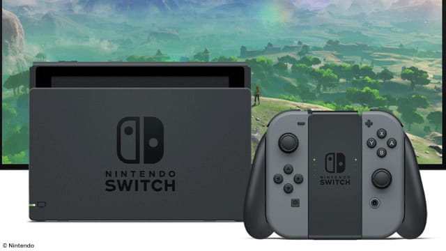 Switch Gets Hackproof Hardware Update