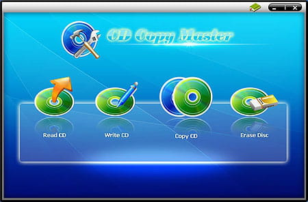 Download the latest version of CD Copy Master free in
