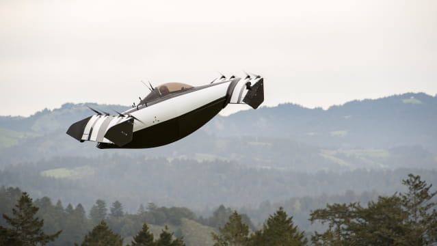 BlackFly Flying Car Unveiled