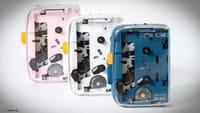 Cassette Tapes Go High Tech
