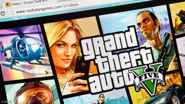 GTA San Andreas PC - Locking Targets