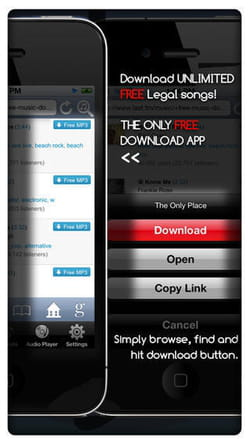 Download the latest version of MP3 Music Downloader Free