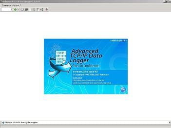 Download the latest version of Advanced TCP IP Data Logger free in