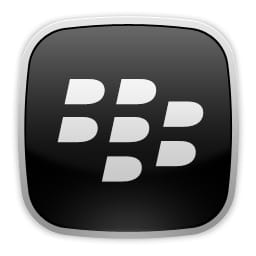 BlackBerry - How to export contacts to your SIM card?