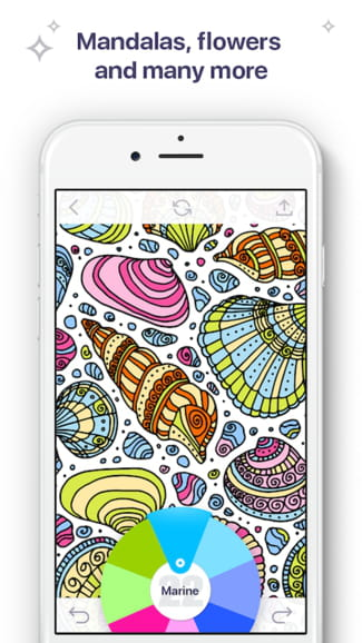 Coloring Book For Me Is Also Compatible With IPad