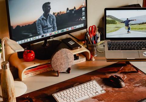 Enable the on-screen keyboard: on Ubuntu, Mac, Windows, Android
