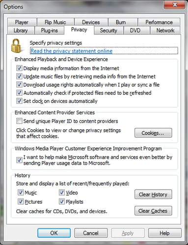 how to clear my cache on windows 7