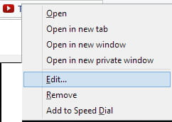 how to add a bookmark to the bookmark bar