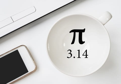 Type the π (pi) sign: in Excel, on Windows, Mac, Android, iOS