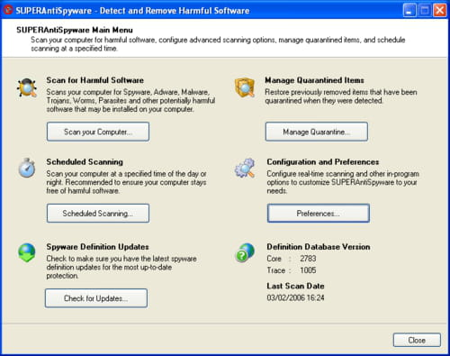 superantispyware antivirus free download