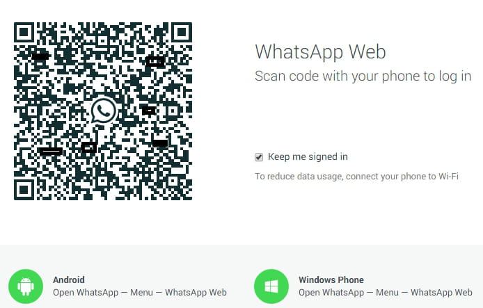 How To Set Up WhatsApp Web on a PC or Mac