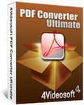Download 4Videosoft PDF Converter Ultimate (PDF)