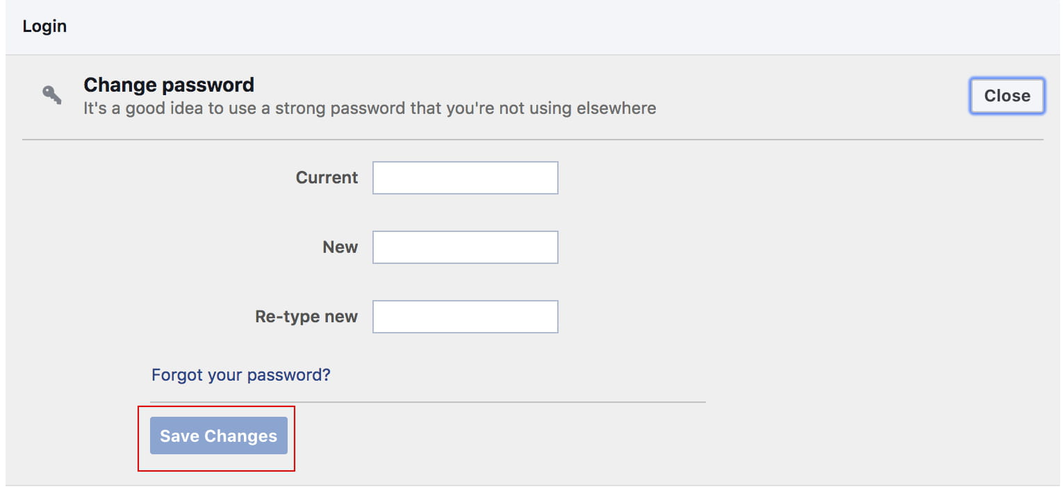 how to change your password uottawa