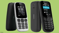 Nokia 105 and 130 Feature Phones Launched