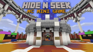 Download The Latest Version Of Hide N Seek MC Mini Game With - Minecraft spiele ohne plugin