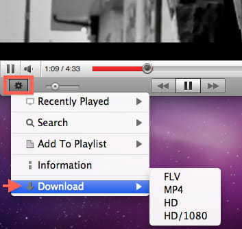 how to put things on hard drive from mac
