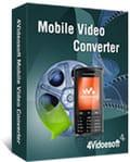 Download 4Videosoft Mobile Video Converter (Conversion)