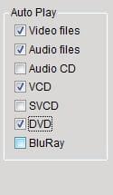 Daum PotPlayer - Auto-play video, audio , CD    etc