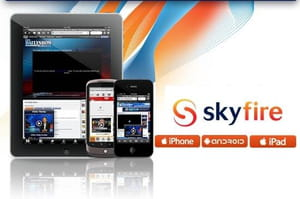 Download the latest version of Skyfire Web Browser free in