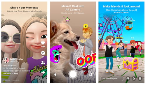 Download the latest version of ZEPETO free in English on CCM - CCM