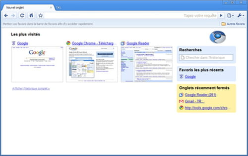 Download the latest version of Chromium free in English on CCM