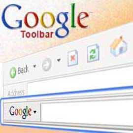 Download the latest version of Google Toolbar for Internet