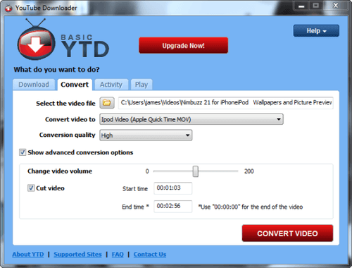 Download the latest version of YouTube Movie Downloader free