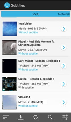 Android add subtitles to your videos with gmt subtitles ccuart Images
