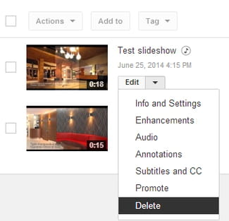 How to Delete a Video from Your YouTube Channel