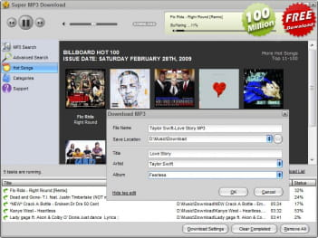 Download the latest version of super mp3 download free in english key features downloading process super mp3 stopboris Images