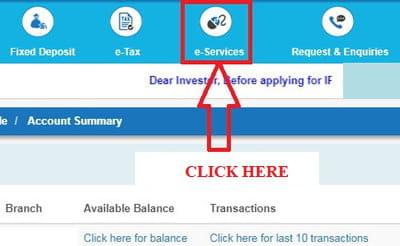 Etrade options link log on