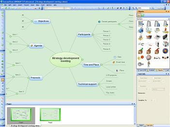 this is a trial version of conceptdraw mindmap - Conceptdraw Download