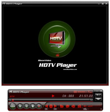 Download the latest version of BlazeVideo HDTV Player free
