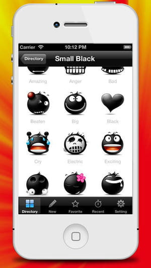 Download the latest version of Emoticon & Emoji Keyboard
