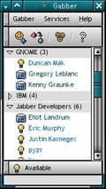 Download Gabber (Instant messaging)
