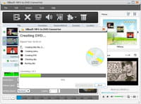 Download the latest version of MP4 to DVD Converter free in