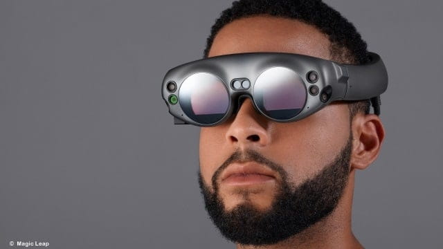 Magic Leap Reveals Lightwear AR Headset