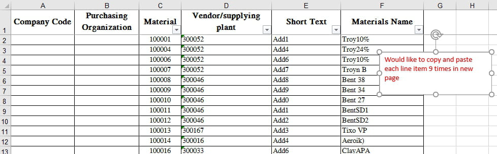 VBA code for copy & paste items for multiple times [Solved