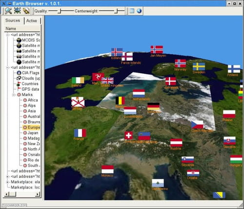 Download the latest version of earth 3d free in english on ccm precise view it is a way to have a 3d view of the world at a real time and in various angles also there is a possibility to see gumiabroncs