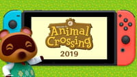 Animal Crossing Comes to Nintendo Switch