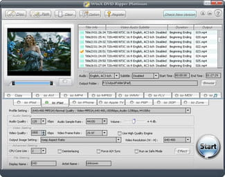Download the latest version of WinX DVD Ripper Platinum free