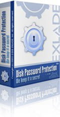 Hard disk password protection software