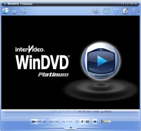 intervideo windvd xp